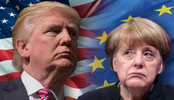 Alman bakandan Trump'a cevap geldi