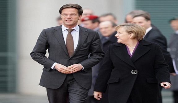 'Almanya, Hollanda'yı kullanıyor'