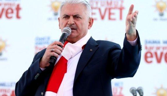 Başbakan Binali Yıldırım: Kılıçdaroğlu, 1982'de kalmış!