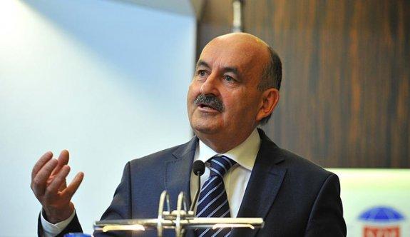 Çalışma Bakanı Müezzinoğlu'ndan kıdem tazminatı açıklaması