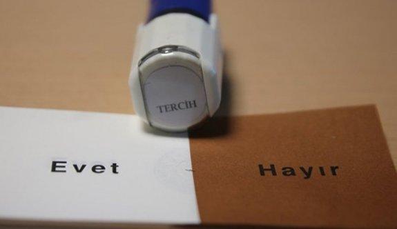 CHP'den referandum için yeni oran