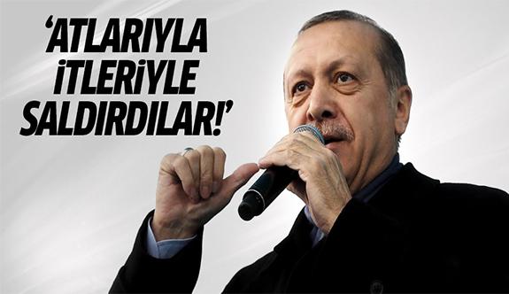 Cumhurbaşkanı Erdoğan Kocaeli'den seslendi!