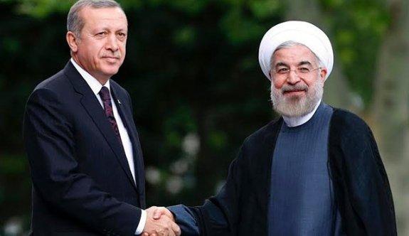 Cumhurbaşkanı Erdoğan ve Ruhani'den sürpriz adım!