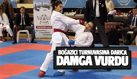 Darıca, Uluslararası Karete Turnuvasında damga vurdu