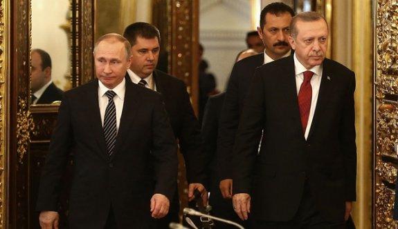 Erdoğan'dan Rusya'ya PYD mesajı!