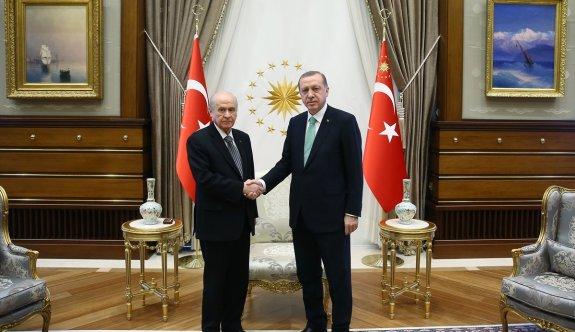 Erdoğan ve Bahçeli Almanya'ya birlikte gidecek mi?