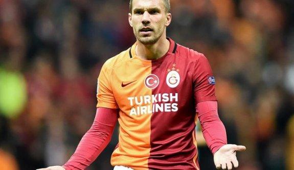 İşte Podolski'nin yeni takımı