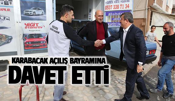 Karabacak'tan Davet var!