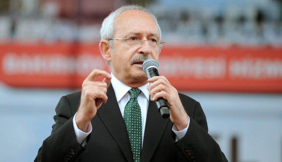Kılıçdaroğlu'ndan Almanya'ya tepki