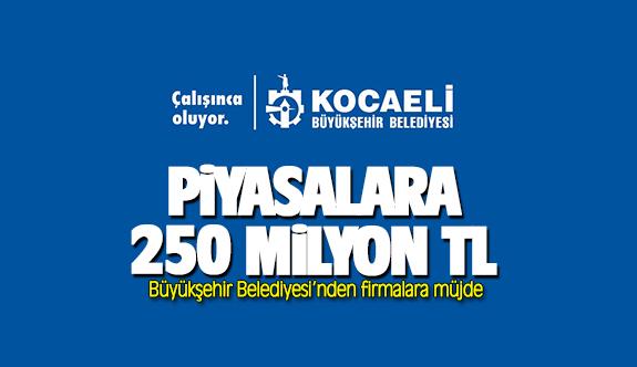 Kocaeli Büyükşehir Belediyesi'nden firmalara müjde