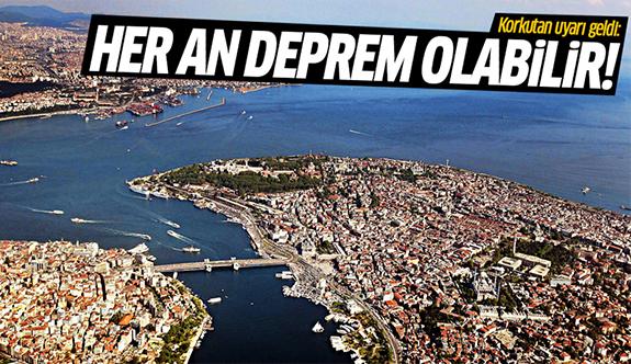 Marmara bölgesi için flaş deprem uyarısı!