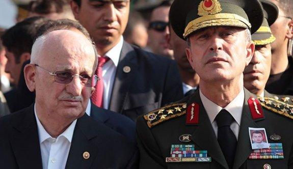 Mehmet Dişli ilk kez anlattı Hulusi Akar ile diyaloğu bomba