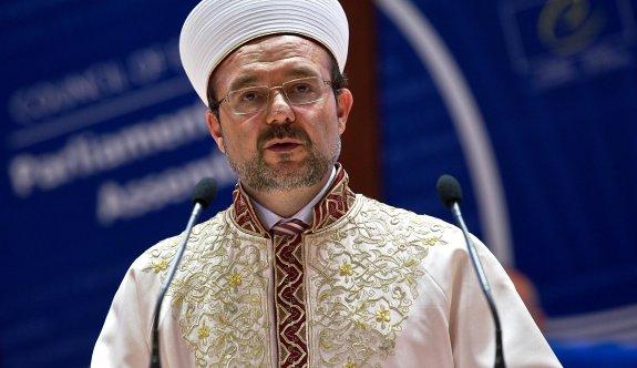 Mehmet Görmez: İslam'dan çocuk katili çıkmaz