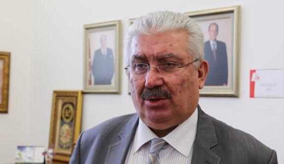 MHP'den 'çatlak' iddialarına yanıt