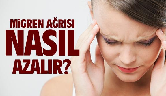 Migren ağrısı nasıl azalır?