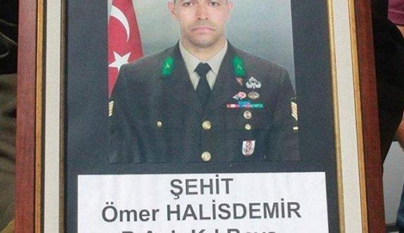 Ömer Halisdemir'in annesi hayatını kaybetti