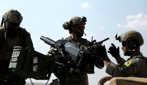 Rakka operasyonunda YPG olacak!