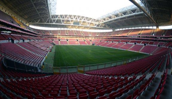 TT Arena artık Galatasaray'ın