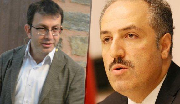 Turgay Güler ve AK Partili vekil arasında militan tartışması