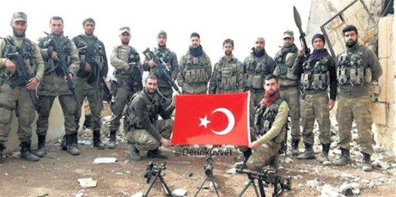Türk askerinden o fotoğrafa cevap!