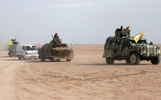 YPG, Rakka için tarih verdi
