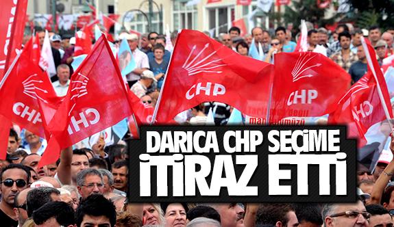 Darıca CHP seçime itiraz etti