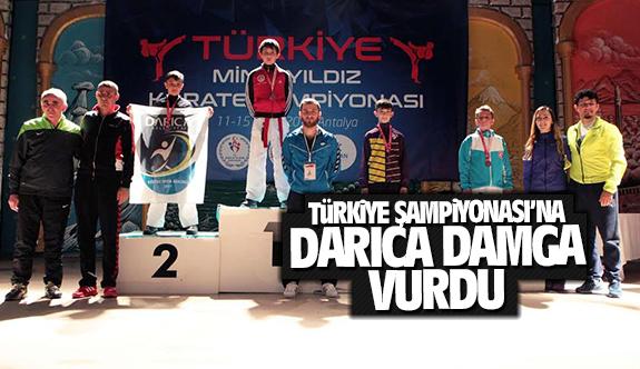 Türkiye Şampiyonası'na Darıca damga vurdu!