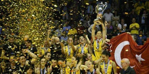 VakıfBank Kadın Voleybol Takımı Avrupa şampiyonu oldu!