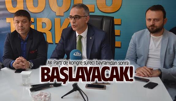 AK Parti'de kongre süreci bayramdan sonra başlayacak!