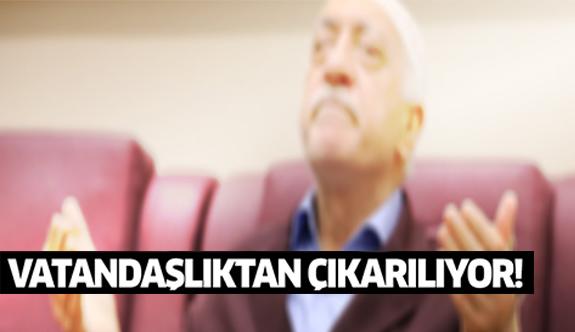 Fethullah Gülen, vatandaşlıktan çıkarılıyor