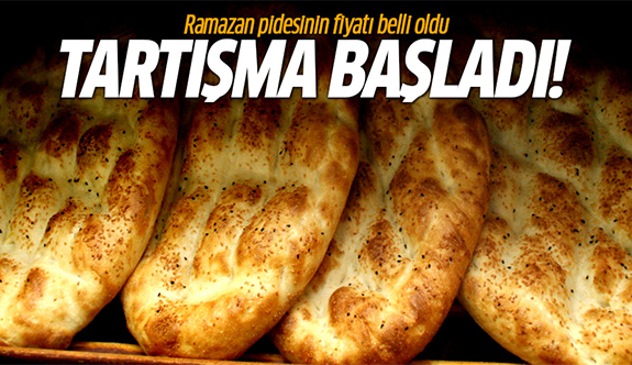 Gebze'de Ramazan pidesi 2.5 TL'den satılacak!