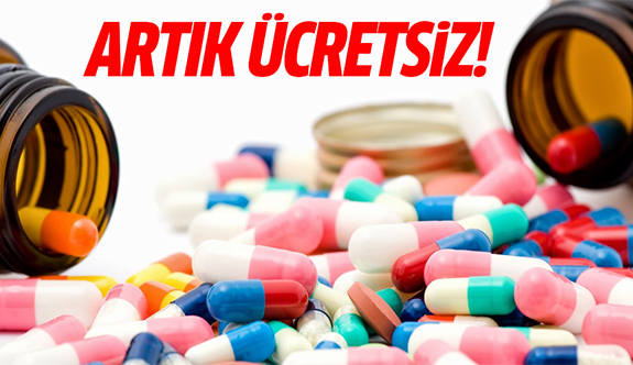 Sigarayı bırakma tedavisi alana ücretsiz ilaç