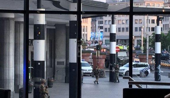 Belçika'da patlama