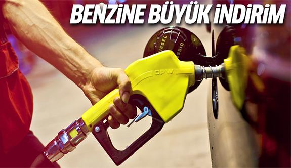 Benzin fiyatı 5 liranın altına iniyor