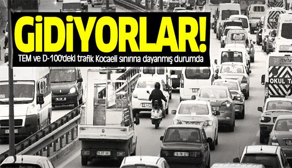 Gidiyorlar! İstanbul'dan kaçış başladı!