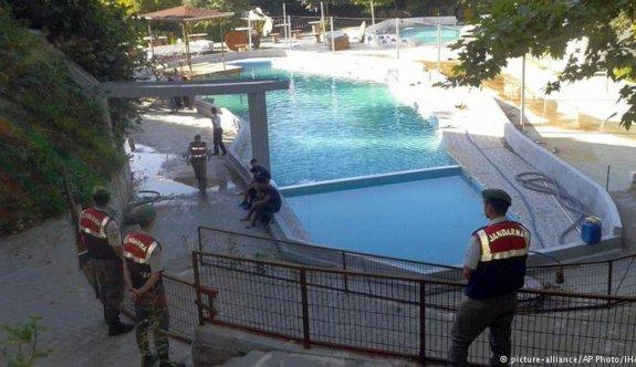 Havuzda elektrik faciası: 3'ü çocuk 5 ölü