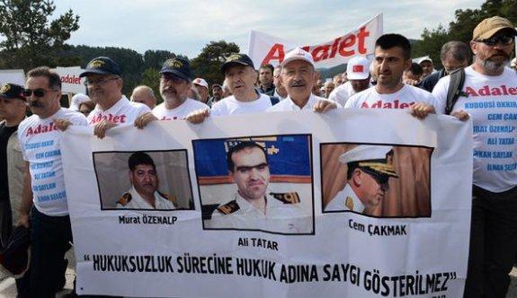 Kılıçdaroğlu'nun yürüyüşü Maltepe'de bitmeyecek