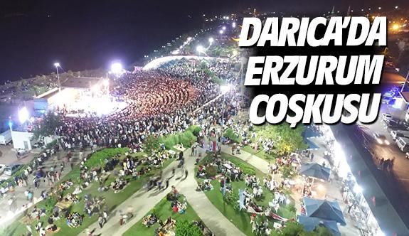 Darıca'da Erzurum çoşkusu