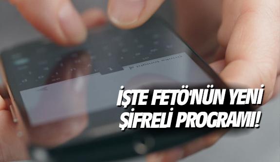 İşte FETÖ'nün yeni şifreli programı!
