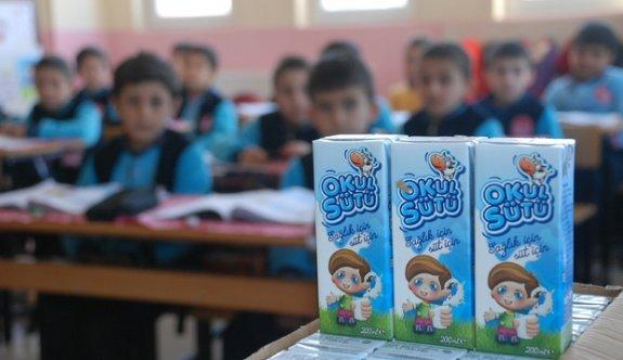 'Okul Sütü'nde tebliğ yayımlandı