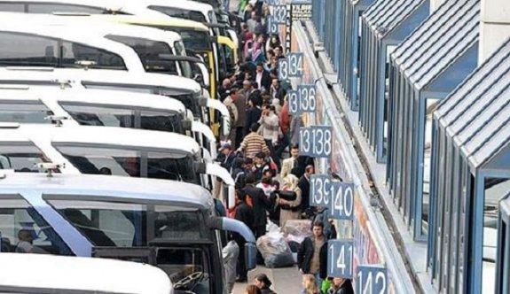 Otobüs biletine bayram zammı yapana ceza