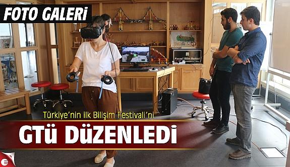 Gebze Teknik Üniversitesi'nden Türkiye'nin ilk Bilişim Festivali
