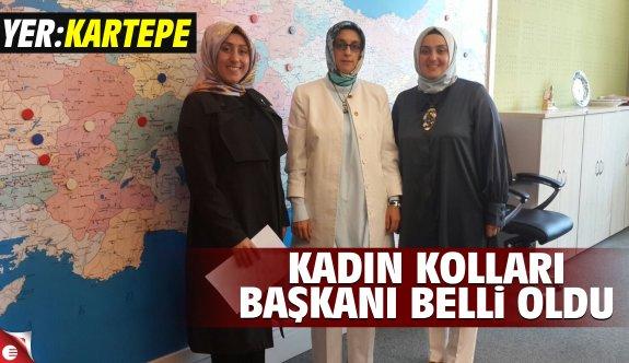 Kartepe'nin kadınları  Özdemir'e emanet