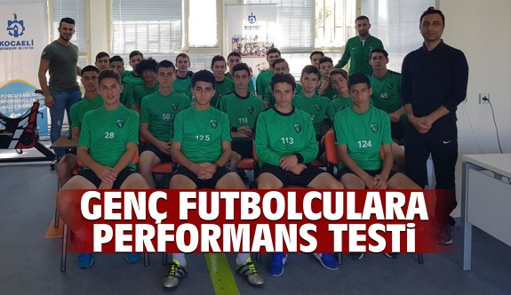 Kocaelispor performans analizinden geçti