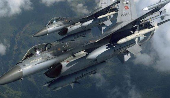 TSK'dan Zap ve Avaşin'e hava harekâtı