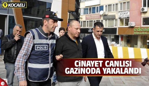 Avukatın katil zanlısı, gazinoda eğlenirken yakalandı
