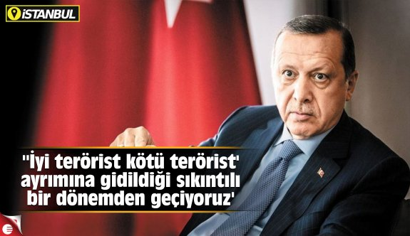 CUMHURBAŞKANI Recep Tayyip Erdoğan, İstanbul'da düzenlenen D-8 Zirvesi'nde konuştu.