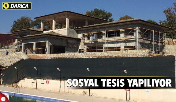 Darıca'ya Yeni Sosyal Tesis