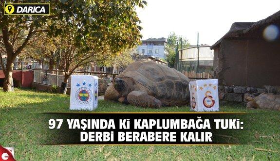 Kaplumbağa Tuki 'berabere kalır' dedi