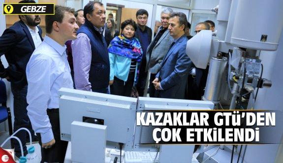 Kazaklar GTÜ'den çok etkilendi